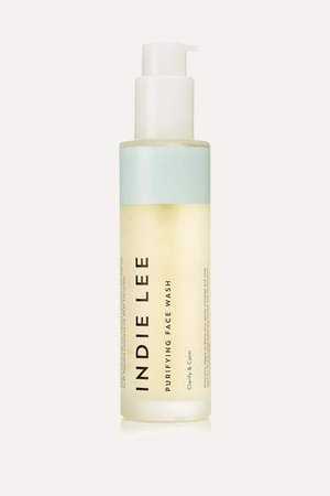 Purifying Face Wash, 125ml - Colorless