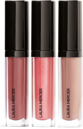 Lip Glace Gloss Trio Set