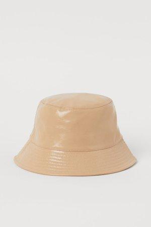Bucket Hat - Beige - Ladies | H&M US
