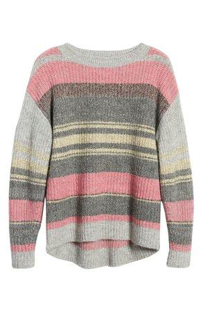 Caslon® Fluffy Sweater | Nordstrom