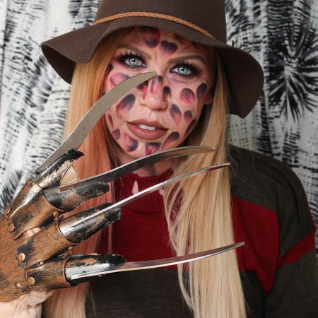 So You Wanna Be Freddy Krueger for Halloween - Living After Midnite
