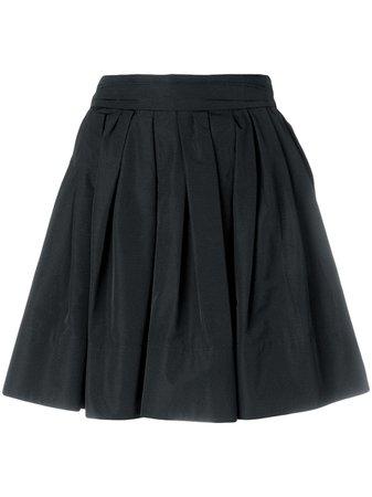 Valentino Pleated Skirt - Farfetch