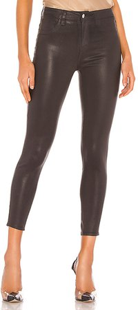 Coated Margot High Rise Skinny. - size 27 (also