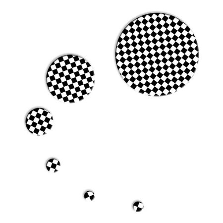 checkered filler