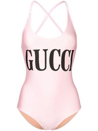 Gucci Light Pink Bathing Suit