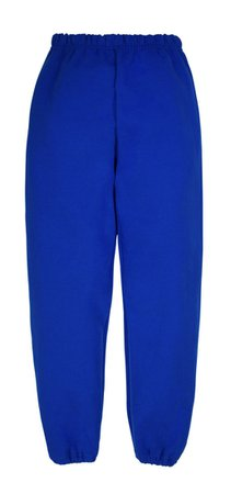 royal blue joggers sweatpants