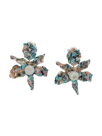 Lele Sadoughi Lily Clip Earrings - Farfetch