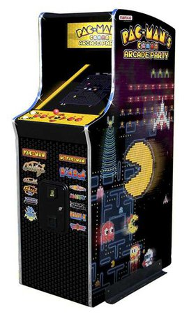 pac-man machine