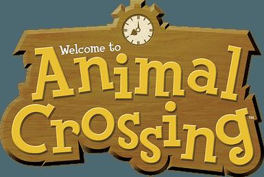 Image - Animal Crossing Logo.png | Nintendo | FANDOM powered by Wikia