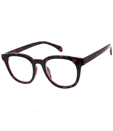 Marvy Axelle Tortoise Blue Light Glasses | Dillard's