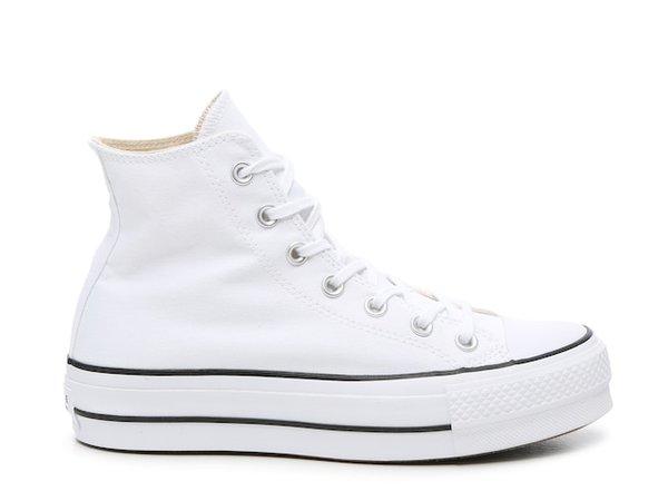 Converse Chuck Taylor All Star Platform High-Top Sneaker - Women's | DSW