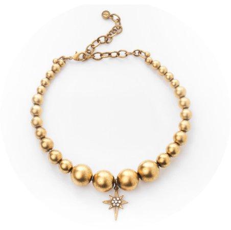DYLANLEX Gilded West Necklace