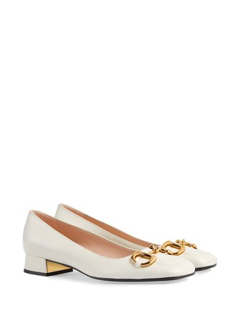 Gucci Horsebit-detail Pumps - Farfetch
