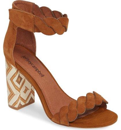 Jeffrey Campbell Ankle Strap Sandal (Women) | Nordstrom