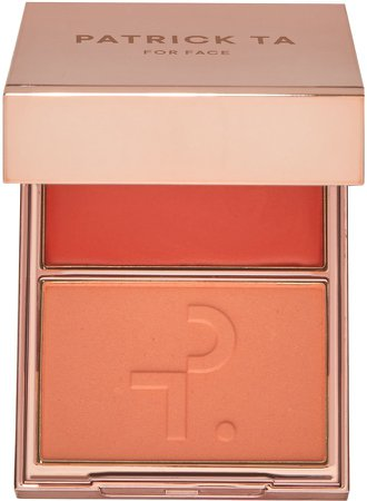 Major Beauty Headlines - Double-Take Creme & Powder Blush