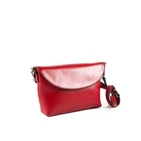 Charlie Baker London - Tokyo Red Crossbody & Clutch Bag