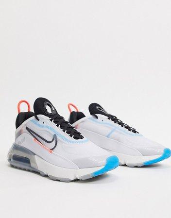 Nike Air Max 2090 white sneakers | ASOS