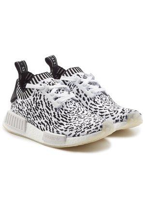 NMD R1 Primeknit Sneakers Gr. UK 6.5