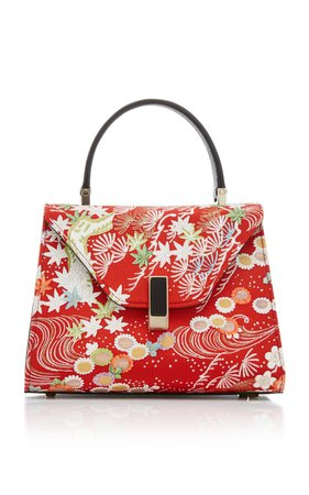 Iside Kimono Leather Bag by Valextra | Moda Operandi