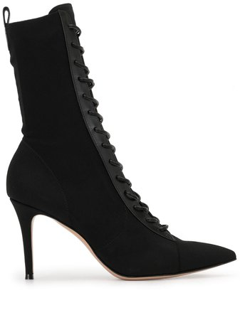 Gianvito Rossi lace-up Ankle Boots - Farfetch