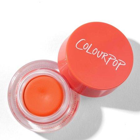 Puppy Orange Crème Gel Liner Pot | ColourPop