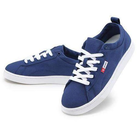 Navy Blue Twice Spris Shoes