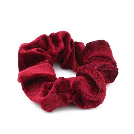 1PC Women Elegant Velvet Solid Elastic Hair Bands Ponytail Holder Scrunchies Tie Hair Rubber Band Headband Lady Hair Accessories-in Hair Accessories from Women's Clothing & Accessories on Aliexpress.com | Alibaba Group