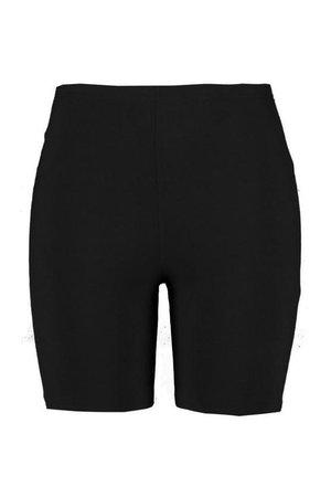 Plus Jersey Cycle Short | Boohoo