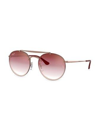 Ray-Ban Blaze Tinted Sunglasses - Farfetch