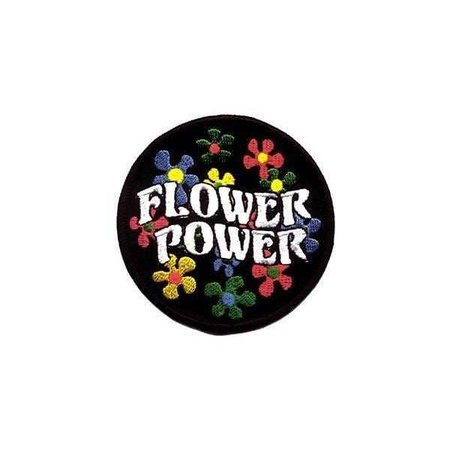 """Flower Power"" Patch - @byepolyvore PNG Collection"
