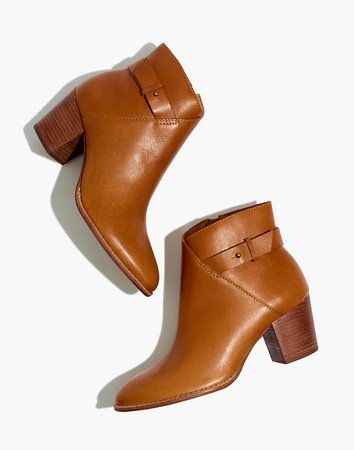 The Kelci Heeled Boot brown