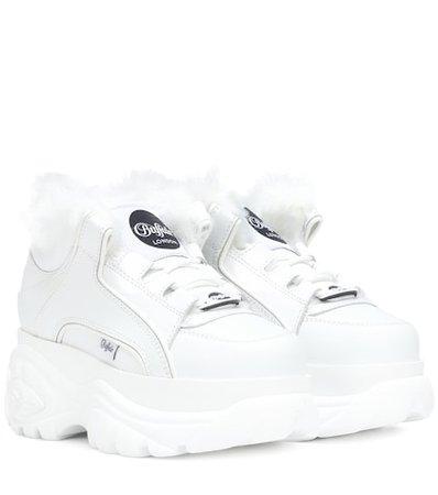 x Buffalo London Classic Low sneakers