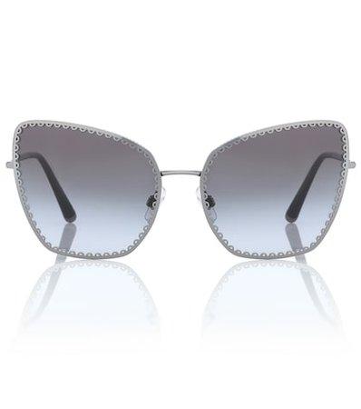 Cat-eye sunglasses