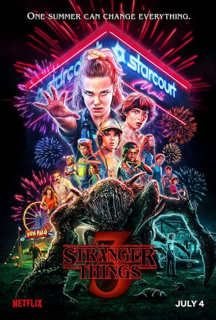 Stranger Things (2016-)