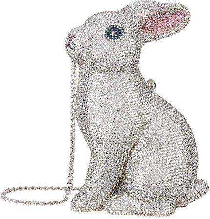 Crystal Bunny Clutch