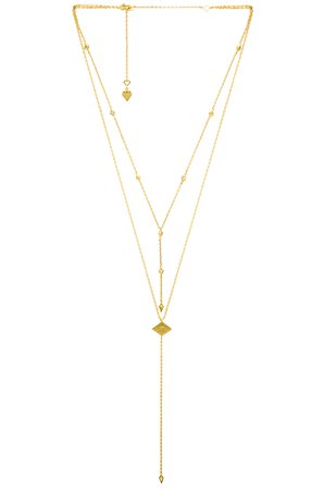 Arya Lariat Necklace