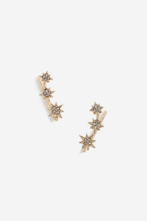 **Star Ear Climber - Jewelry - Bags & Accessories - Topshop USA