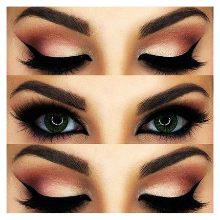 Deep Eye Makeup