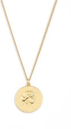 Ancient Coin Necklace | Nordstrom