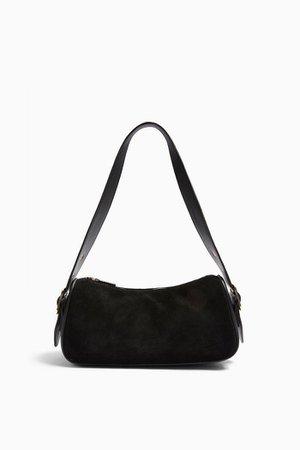 SLICK Black Shoulder Bag | Topshop
