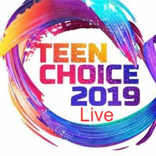 (2) Teen Choice Awards 2019 Live - Home
