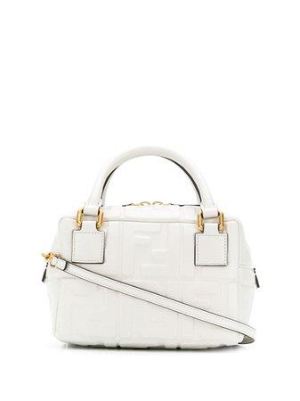 Fendi Mini Boston Bag Ss20 | Farfetch.com
