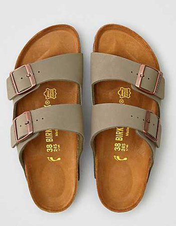 Birkenstock Arizona Sandal , Stone | American Eagle Outfitters