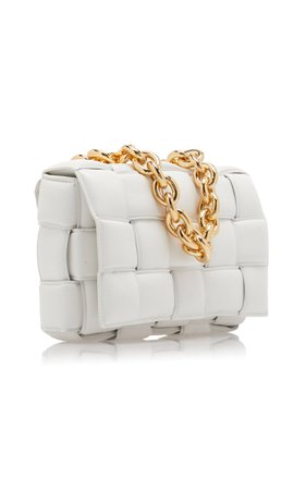 The Chain Cassette Padded Leather Crossbody Bag By Bottega Veneta | Moda Operandi