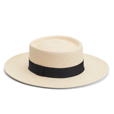 Straw Bolero Hat | Cuyana