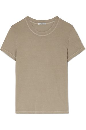 James Perse | Vintage Boy cotton-jersey T-shirt | NET-A-PORTER.COM