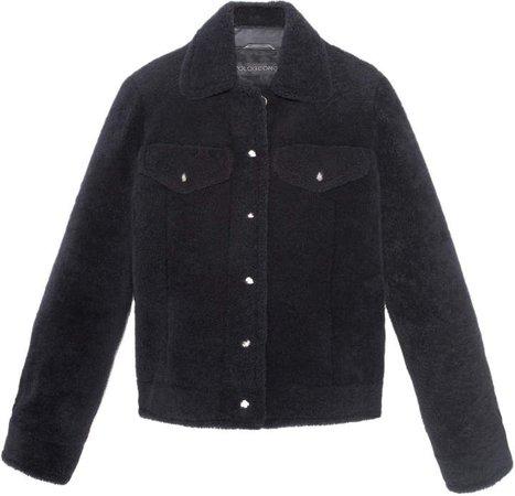 Pologeorgis The Hailee Shearling Jacket