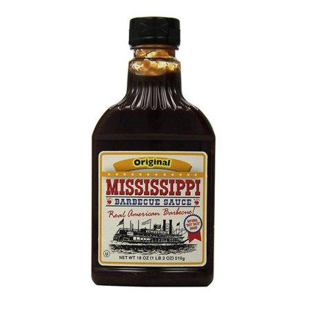 Μπάρμπεκιου (BBQ) Σως Mississippi - Μοναδική Τιμή   NGT