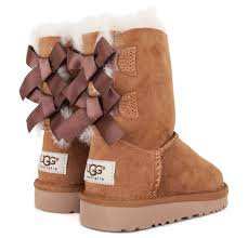 Ugg Boots Bow Backs