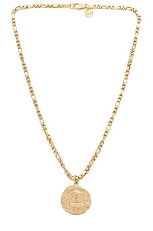 Child of Wild Yvonne Necklace in Gold | REVOLVE